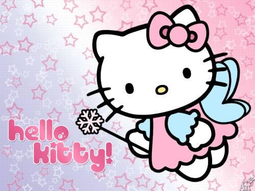 Gambar Hello Kitty Lucu 16