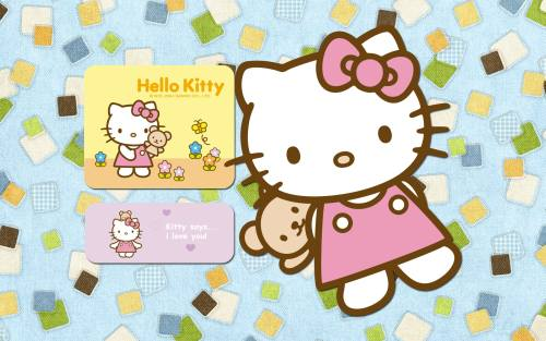 Gambar Hello Kitty Lucu 18