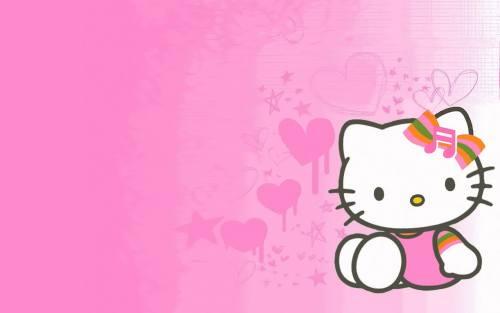 Gambar Hello Kitty Lucu 19