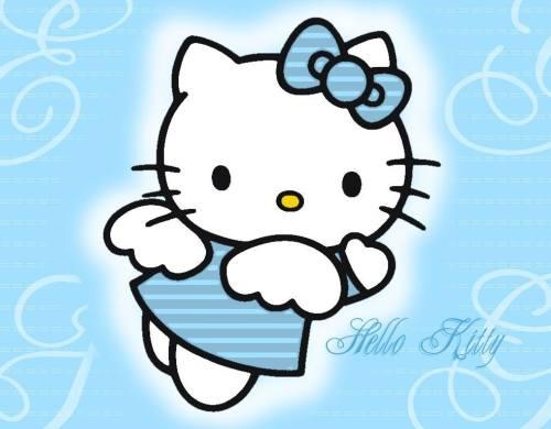 Gambar Hello Kitty Lucu 21