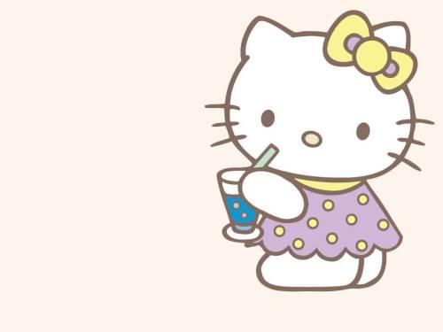 Gambar Hello Kitty Lucu 22