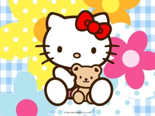 Gambar Hello Kitty Lucu 23