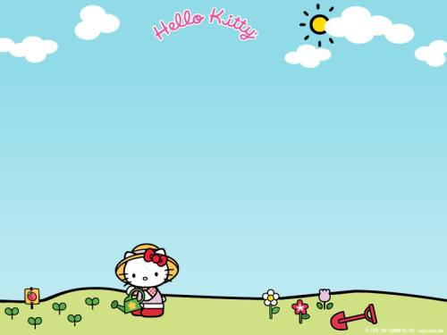 Gambar Hello Kitty Lucu 26