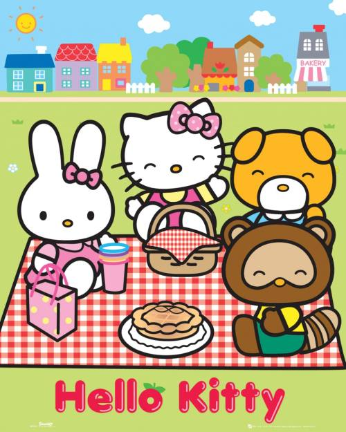 Gambar Hello Kitty Lucu 27
