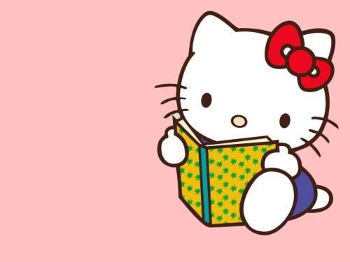 Gambar Hello Kitty Lucu 28