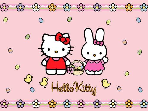 100 Gambar Hello Kitty Paling Lucu Dan Nggemesin Lampu Kecil