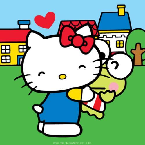 Gambar Hello Kitty Lucu 33