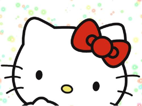Gambar Hello Kitty Lucu 35