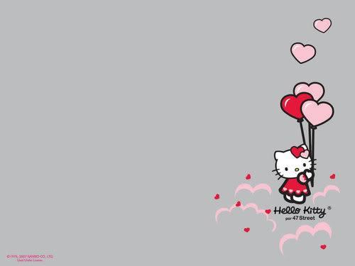 Gambar Hello Kitty Lucu 36
