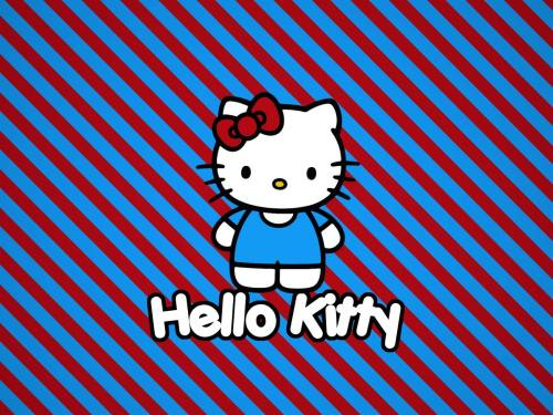 Gambar Hello Kitty Lucu 37