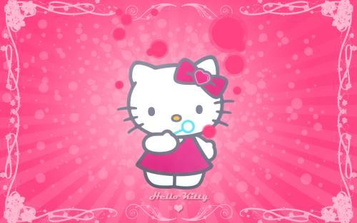 Gambar Hello Kitty Lucu 38