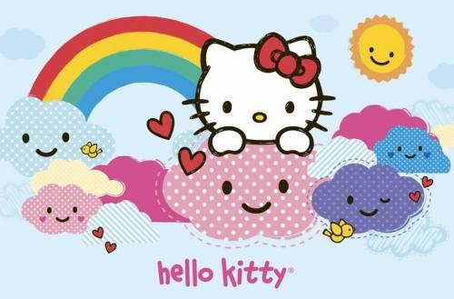 Gambar Hello Kitty Lucu 39