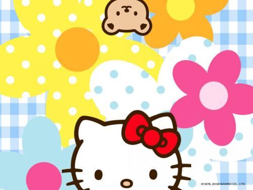 Gambar Hello Kitty Lucu 4