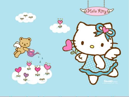 Gambar Hello Kitty Lucu 42