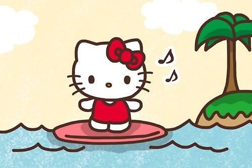 Gambar Hello Kitty Lucu 44