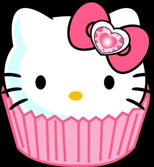 Gambar Hello Kitty Lucu 45