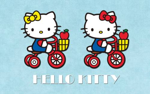 Gambar Hello Kitty Lucu 46
