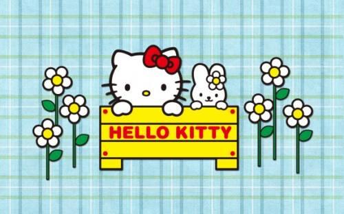Gambar Hello Kitty Lucu 47