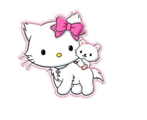 Gambar Hello Kitty Lucu 48