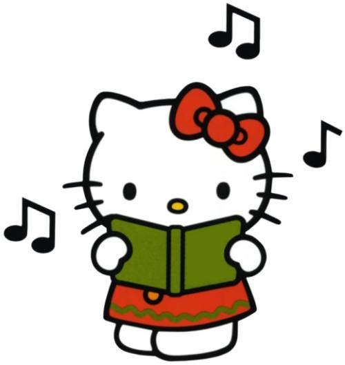 Gambar Hello Kitty Lucu 49
