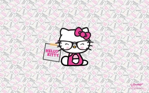 Gambar Hello Kitty Lucu 50