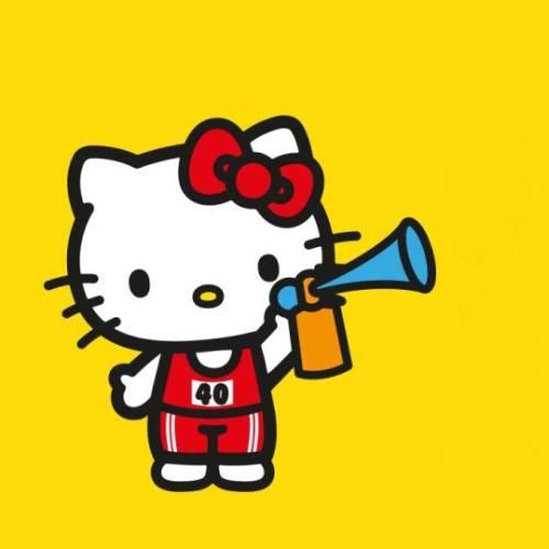 Gambar Hello Kitty Lucu 51