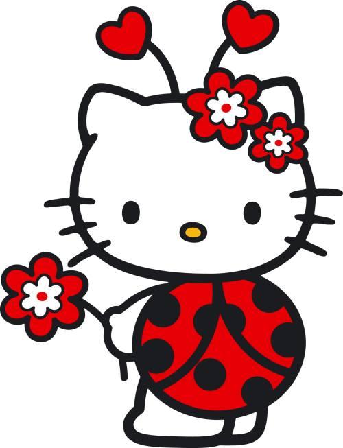 Gambar Hello Kitty Lucu 52