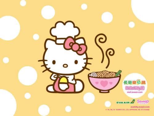 Gambar Hello Kitty Lucu 53