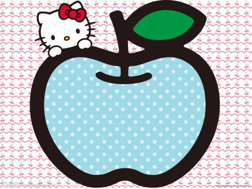 Gambar Hello Kitty Lucu 54