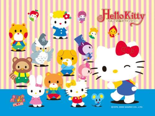 Gambar Hello Kitty Lucu 55