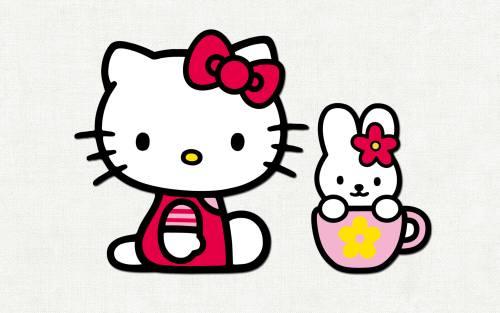 Gambar Hello Kitty Lucu 57