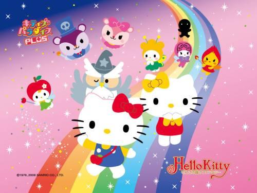 Gambar Hello Kitty Lucu 58