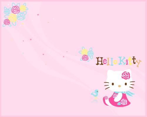 Gambar Hello Kitty Lucu 59