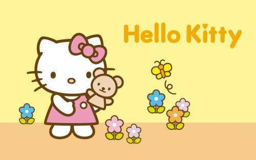 Gambar Hello Kitty Lucu 6