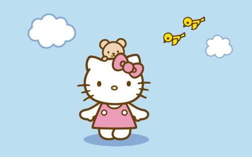 Gambar Hello Kitty Lucu 60