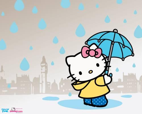Gambar Hello Kitty Lucu 61