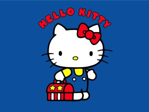 Gambar Hello Kitty Lucu 63