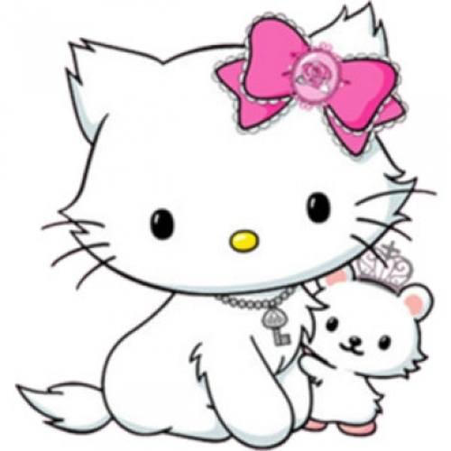 Gambar Hello Kitty Lucu 64