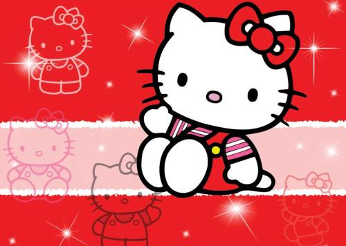 Gambar Hello Kitty Lucu 65