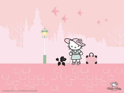 Gambar Hello Kitty Lucu 69