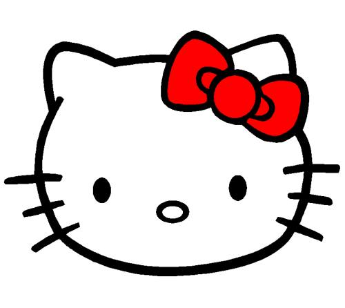 Gambar Hello Kitty Lucu 7