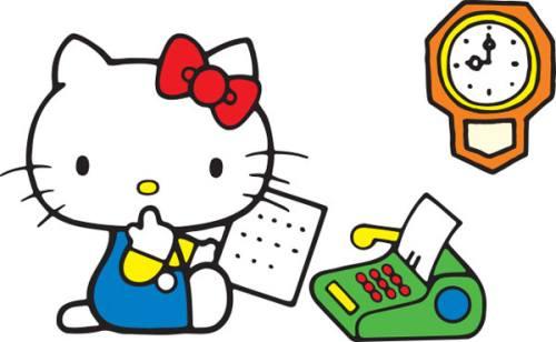 Gambar Hello Kitty Lucu 73