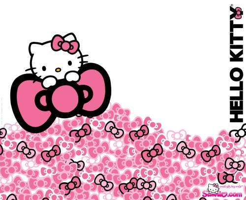 Gambar Hello Kitty Lucu 78