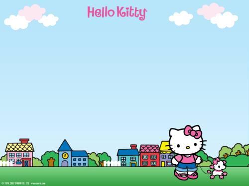 Gambar Hello Kitty Lucu 79