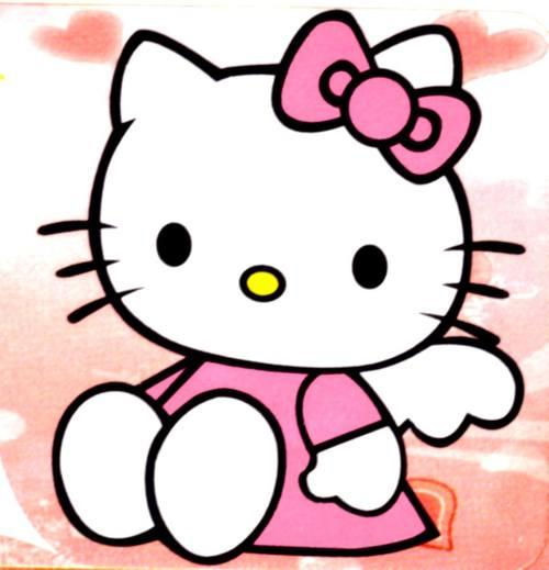 Gambar Hello Kitty Lucu 8 | Lampu Kecil