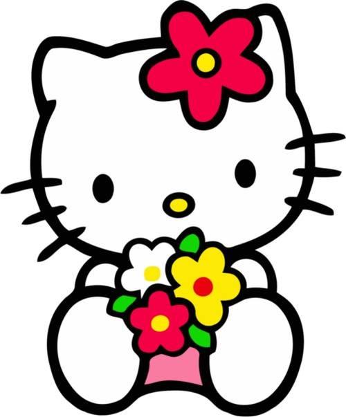 Gambar Hello Kitty Lucu 84