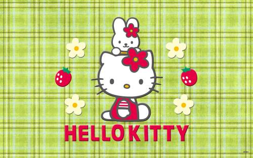 Gambar Hello Kitty Lucu 85