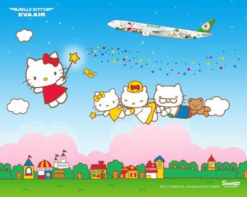 Gambar Hello Kitty Lucu 86