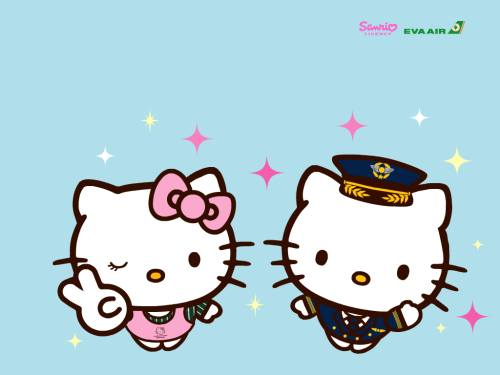 Gambar Hello Kitty Lucu 89