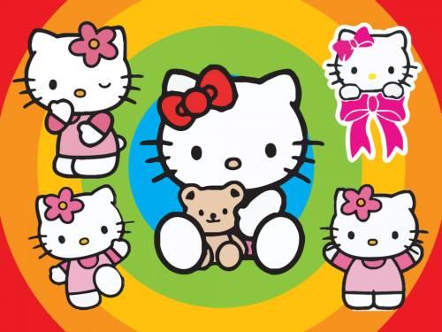 Gambar Hello Kitty Lucu 91